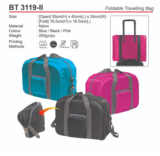 Foldable Travelling Bag (BT3119-II)