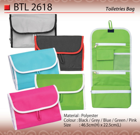 Hanging Toiletries Bag (BTL2618)