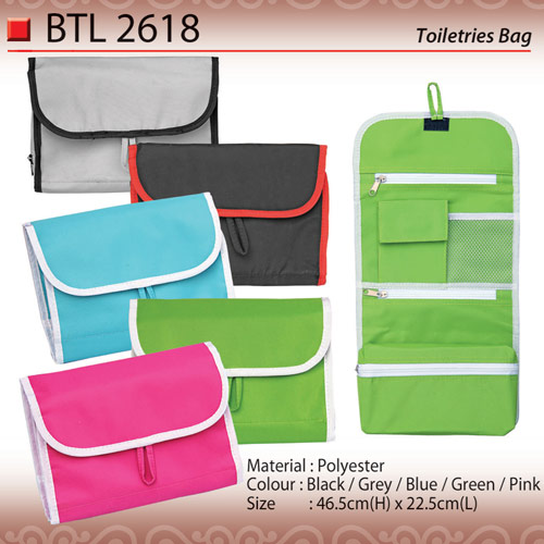 Hanging Toiletries Bag (BTL2618)