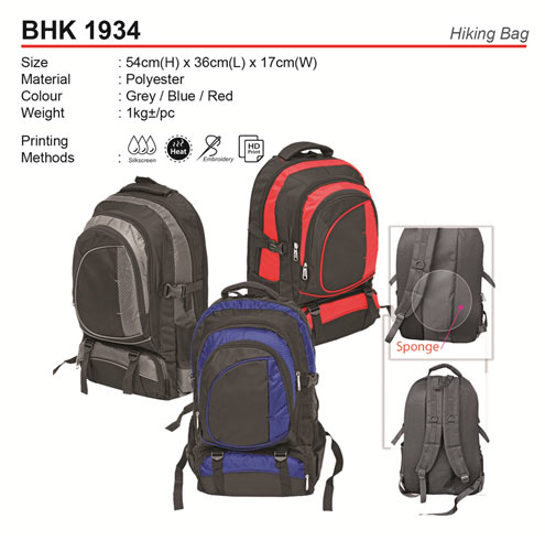 Hiking Bag (BHK1934)