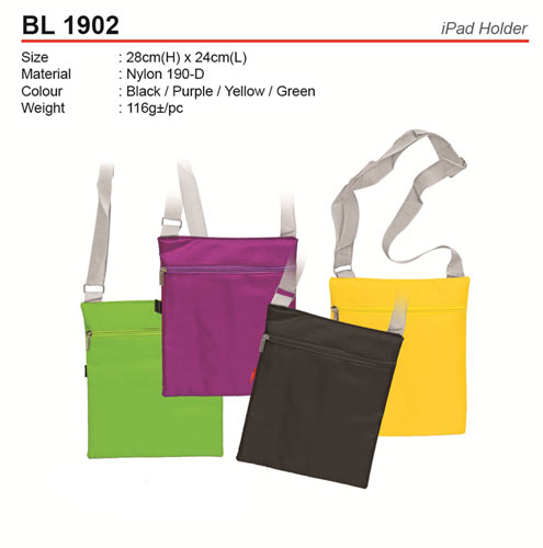 Sling Bag with Zip (BS3368)