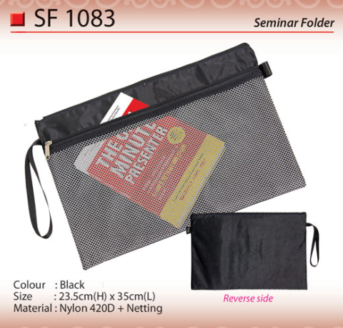 Netting Seminar Folder (SF1083)