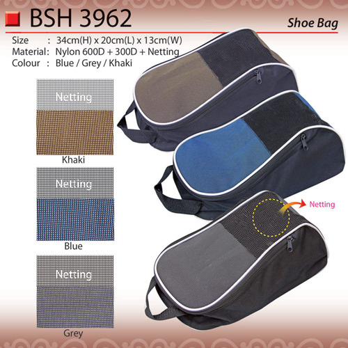 Netting Shoe Bag (BSH3962)
