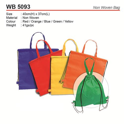 String Non woven Bag (WB5093)