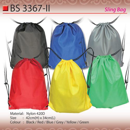 Budget Nylon Sling Bag (BS3367-II)