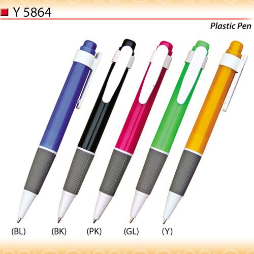 Plastic Ballpen (Y5864)