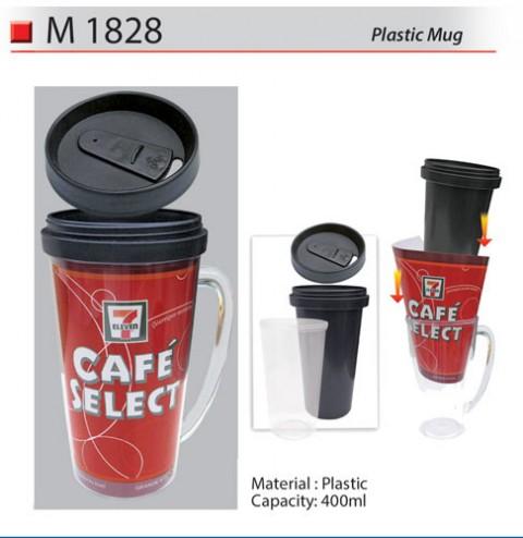 Plastic Mug (M1828)