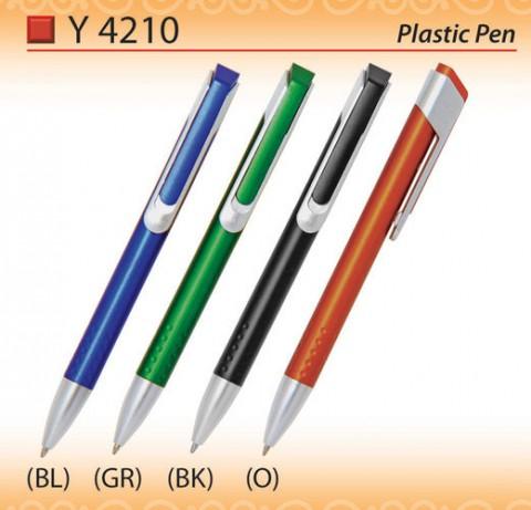 Plastic Pen (Y4210)