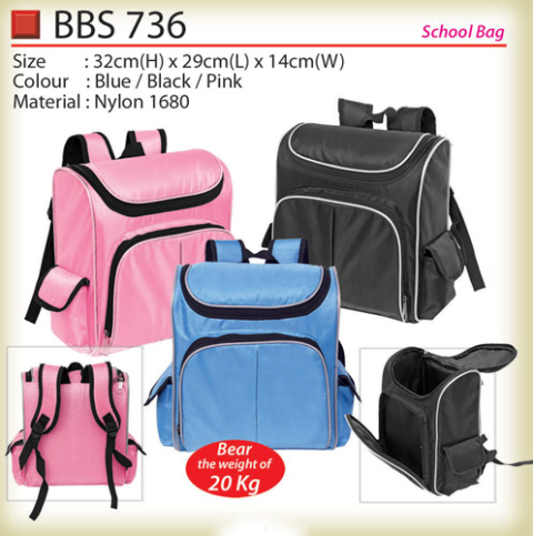 Quality School Bag (BBS736)
