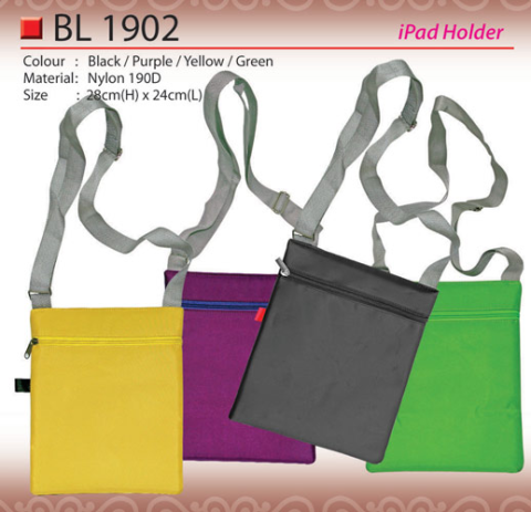 Sling type Ipad Holder (BL1902)