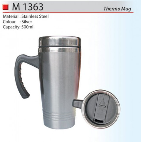 Stainless Steel Thermo Mug (M1363)