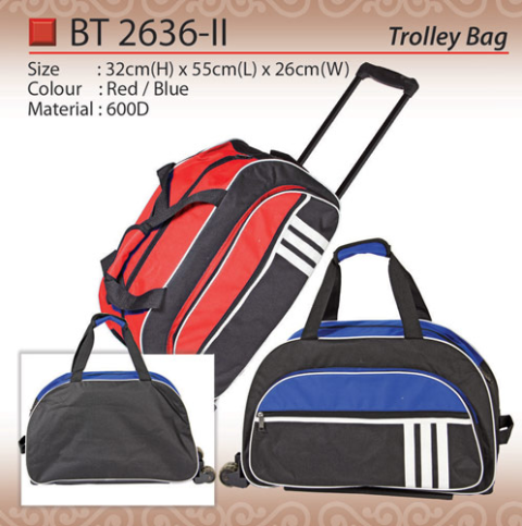 Stylish Trolley Bag (BT2636-II)