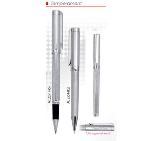 Temperament Branded Pen