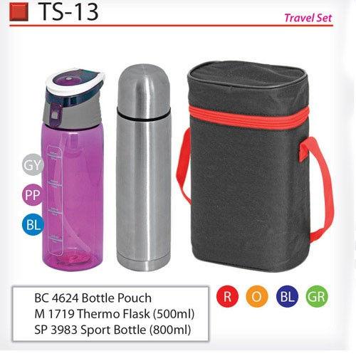 Travelling Thermos Set (TS-13)