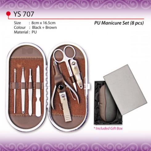 8pcs PU Manicure Set (YS707)