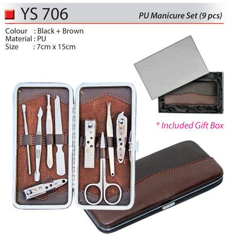 9pcs Manicure Set (YS706)
