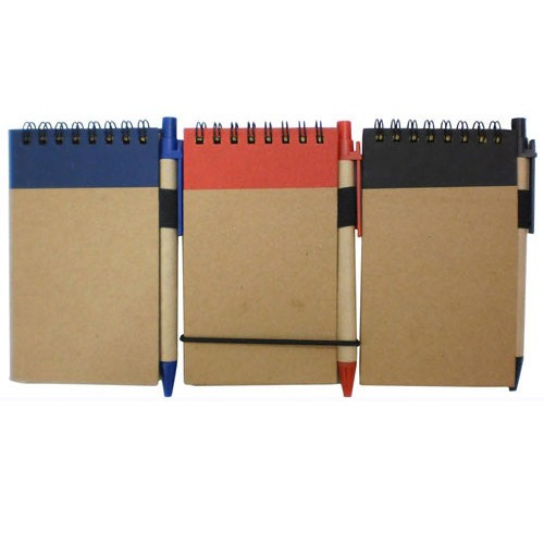 Budget Notebook with Pen (U9263)