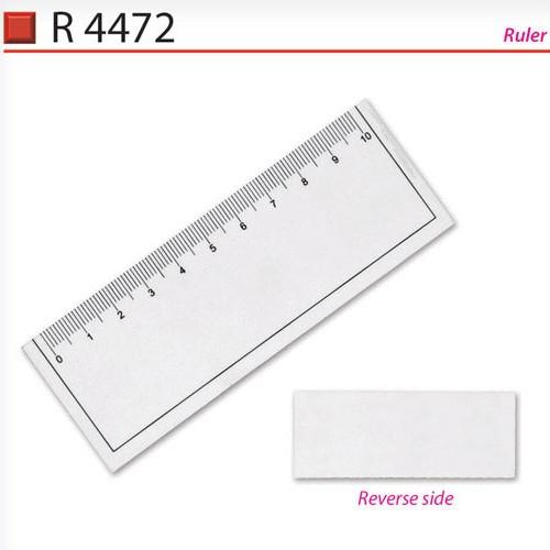 Budget Ruler (R4472)