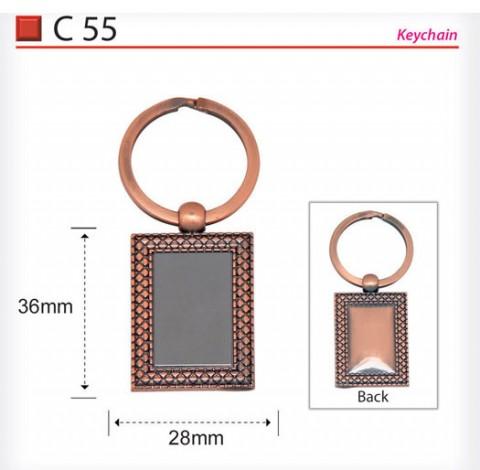 Antique Metal Keychain (C55)