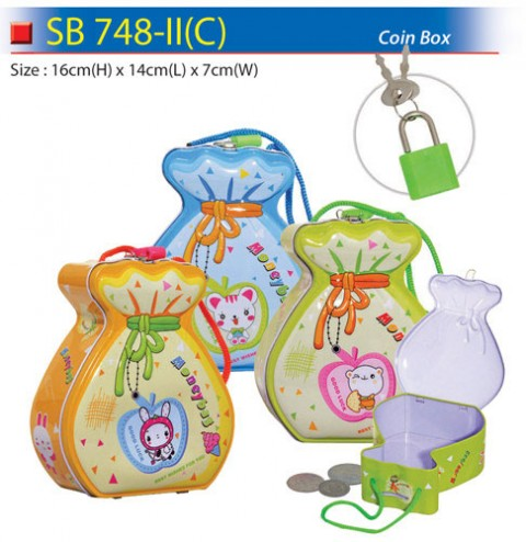 Candy Coin Box (SB748-IIC)