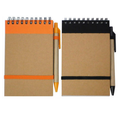 Eco Notepad with Pen (U9098)
