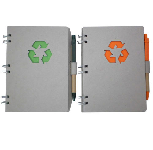 Eco Notebook with Pen (U9266)