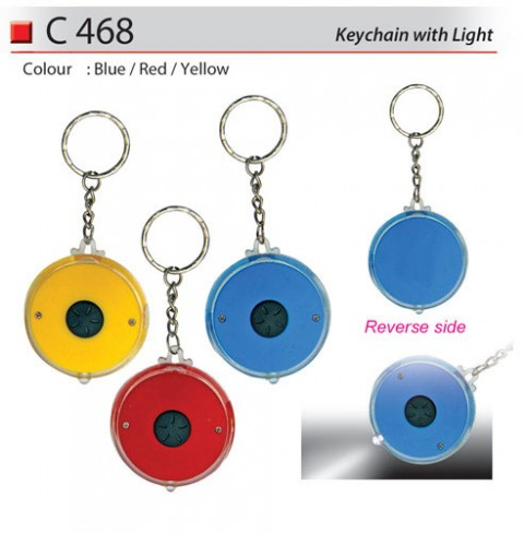 Keychain With Light (C468)