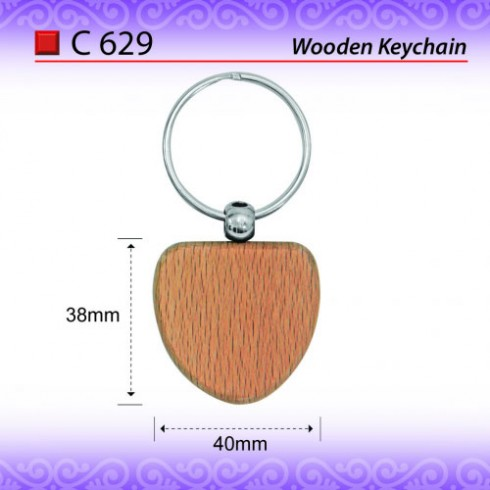 Colour: Light Brown Material: Natural Wood