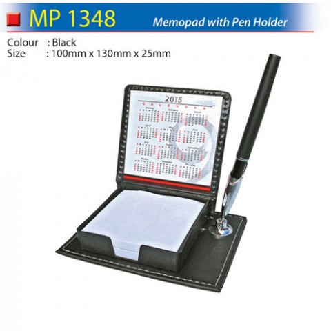 Memobox with Pen Holder (MP1348)