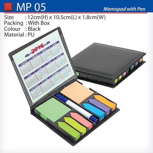 Memopad with Pen (MP05)