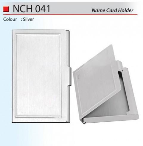 Metal Name Card Holder (NCH041)