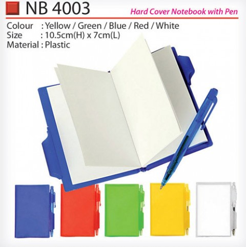 Notepad with pen (NB4003)