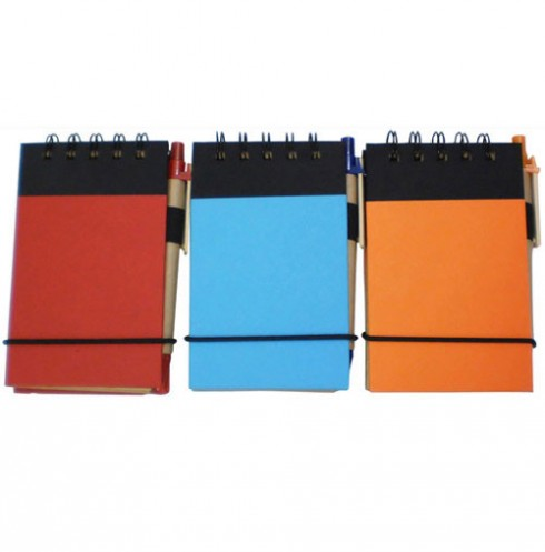 Eco Notebook with Pen (U9600)