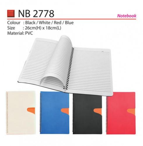 Big Notebook (NB2778)