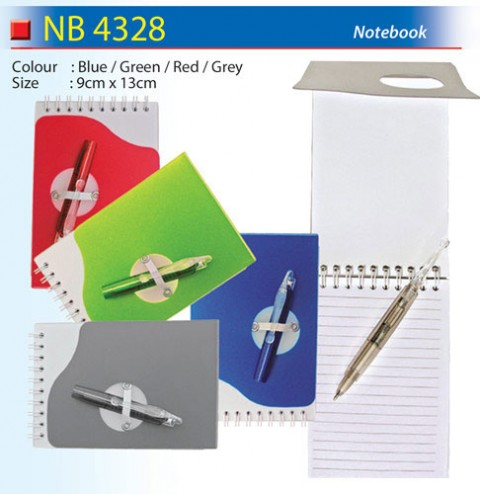 Notepad with Pen (NB4328)
