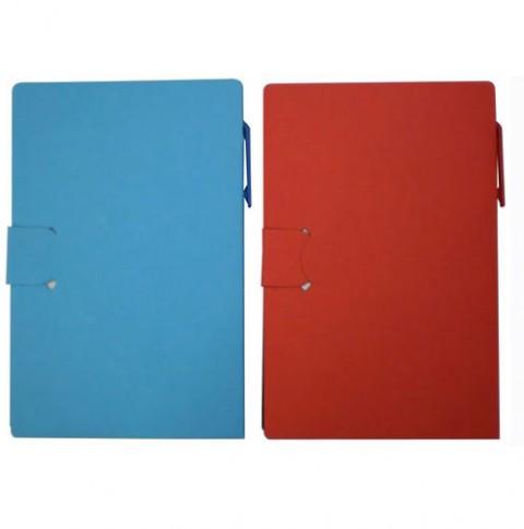 Notepad with Pen & Sticky Note (BM2108)