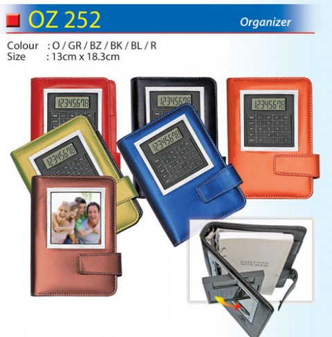 Organizer with Calculator (OZ252)