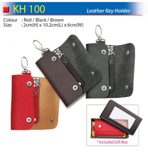 PU Leather Key Holder (KH100)