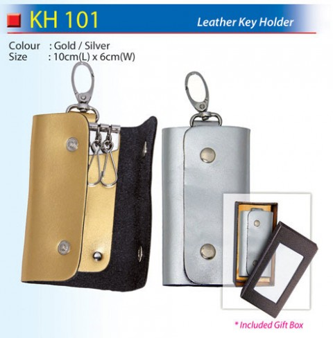 PU Leather Key Holder (KH101)