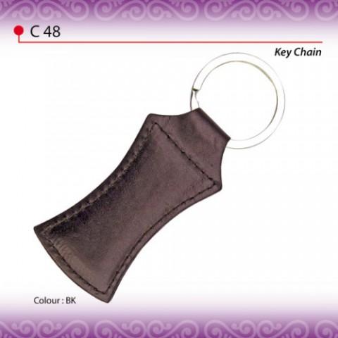 PU Leather Keychain (C48)