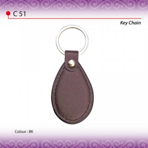 PU Leather Keychain (C51)
