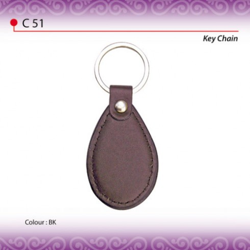 PU Leather Keychain (C51)