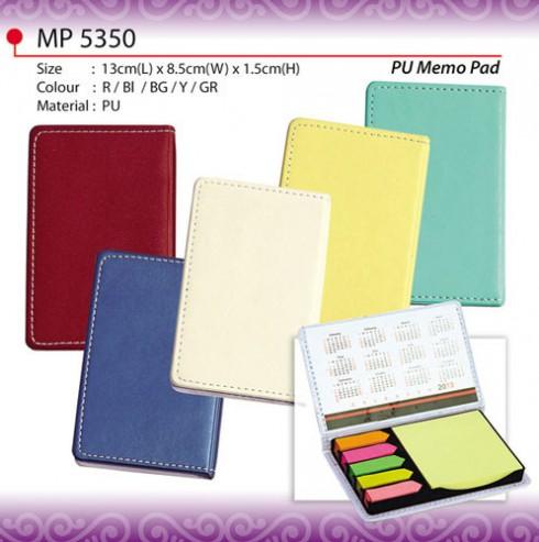 PU Memo Pad (MP5350)