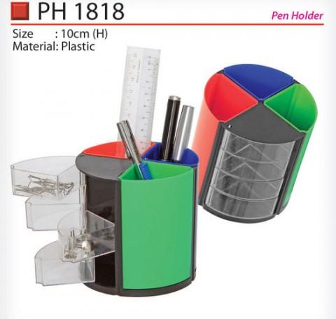 Plastic Pen Holder (PH1818)