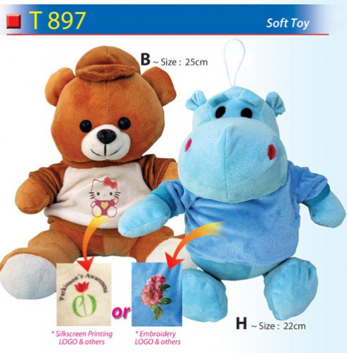 Soft Toy (T897)