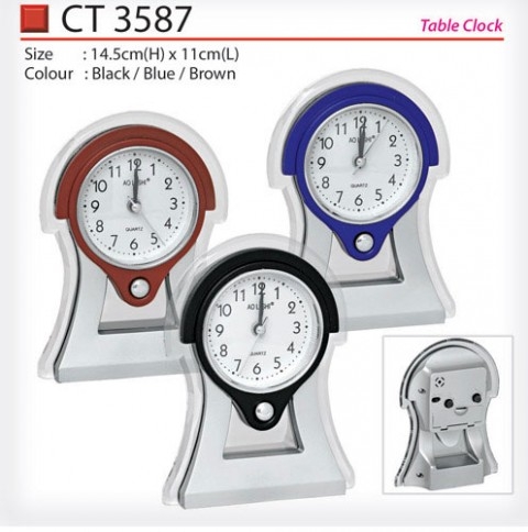 Table Clock (CT3587)