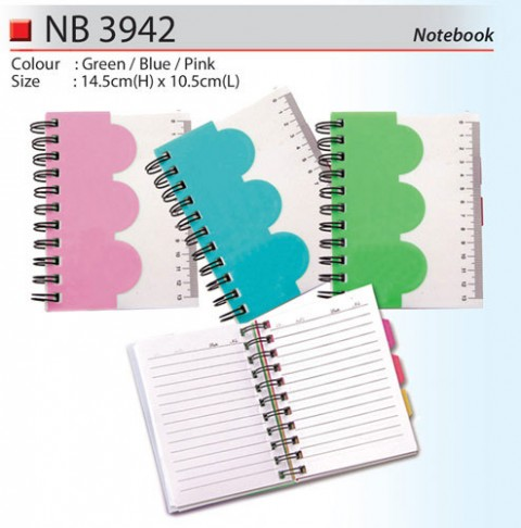 Trendy Notebook (NB3942)