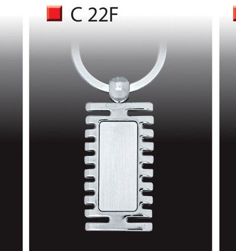 Unique Metal Keychain (C22F)