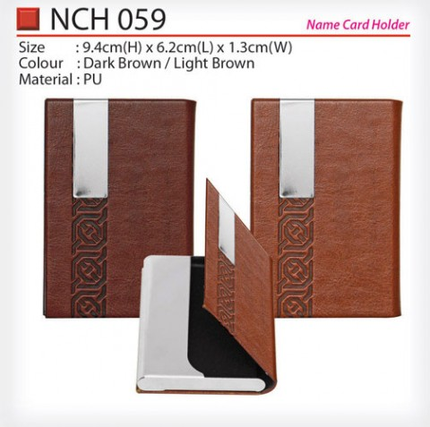 Unique Name Card Holder (NCH059)
