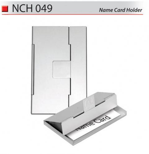 Unique Metal Name Card Case (NCH049)